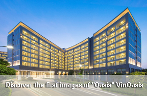 "Discover the first images of ""Oasis"" VinOasis"