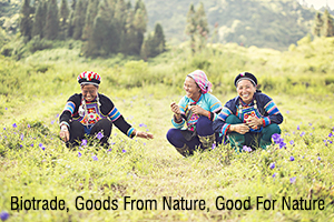 Biotrade, Goods From Nature, Good For Nature