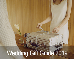 Wedding Gift Guide 2019