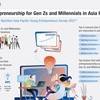 72% of Asia Pacific Generation Zs, Millennials Aspire to Be Entrepreneurs – Herbalife Nutrition Survey
