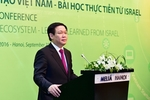 VN must develop start-up ecosystem: deputy PM