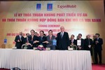 $10b pact to develop gas-powered plants signed