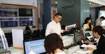 Banks lead VN stock markets
