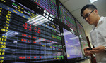 Shares rise on slower trading