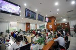 Shares rebound after two-day loss