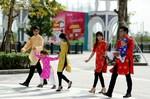 Joyful with Spring Fair at Asia Park