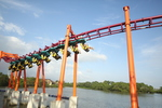 VN's largest roller coaster opens at Asia Park