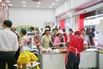 VISSAN opens fresh food shop in HCM City