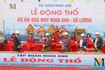 Minh Anh Group builds garment factory