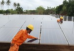 Can Tho puts focus on solar power