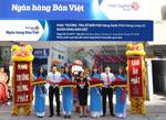 Viet Capital Bank shifts transaction office in HCM City