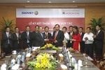 Agribank and Bao Viet sign co-operation agreement