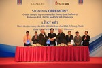 BSR inks crude oil supply agreements with Socar, Glencore