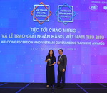 Home Credit wins Việt Nam Outstanding Banking Award
