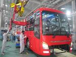 Bus-assembly line fire inflicts $11m loss