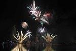 Int' l firework festival, street carnival boost tourism