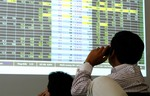 Shares advance for second day