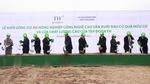 First high-tech farming project begins in Thai Binh