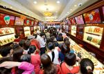 Shops prepare for gold rush
