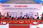 Panasonic expands factories in Binh Duong