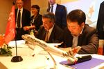 Budget airline and Air France agree on spare parts and accessories