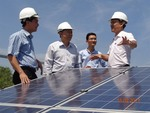 Da Nang resort to develop solar power capability