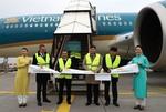Vietnam Airlines gained impressive profits in 2017
