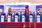 Work starts on fruit processing centre in Gia Lai