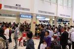 Tan Son Nhat airport braces for Tet overload