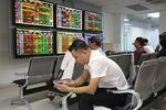 Bank stocks drive up market