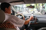 Uber sues City tax department