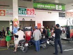 Petrol prices stable, oil prices increase slightly