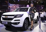 Nearly 120 models to be exhibited at Viet Nam Motor Show 2018