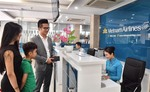 Vietnam Airlines launches in-town check-in service