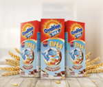 It's a no-brainer as Ovaltine now comes with added DHA