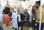 Viet Nam's leading textile firms attend the sixth India International Silk Fair