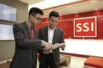 Securities firm SSI reports sharp rise in profits
