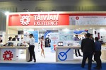 Taiwan firms show water treatment expertise