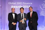 VPBank named best bank for SMEs