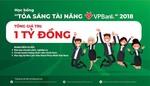 VPBank announces scholarship fund
