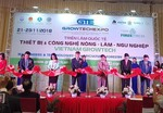 Vietnam Growtech opens in Ha Noi