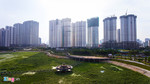 Property firms wary of bubble, set sights low
