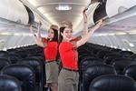 Asia's most beautiful flight attendant uniforms