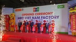 Reinforced concrete plant inaugurated