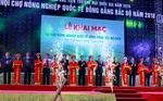 International agriculture fair opens in Thai Binh