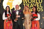 InterContinental® Phu Quoc Long Beach Resort won awards at the World Travel Awards 2018