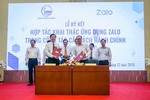 Binh Duong eases admin with aid of Zalo