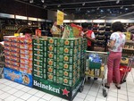 As Tet approaches, beer market already fizzing