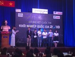 Final round of start-up contest held, winners to be announced next month