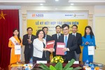 Bao Viet Insurance Corporation and SHB sign co-operation agreement